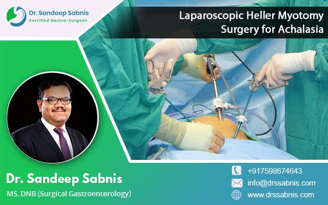 laparoscopic surgeon in Nashik